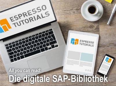 Digitale SAP Bibliothek