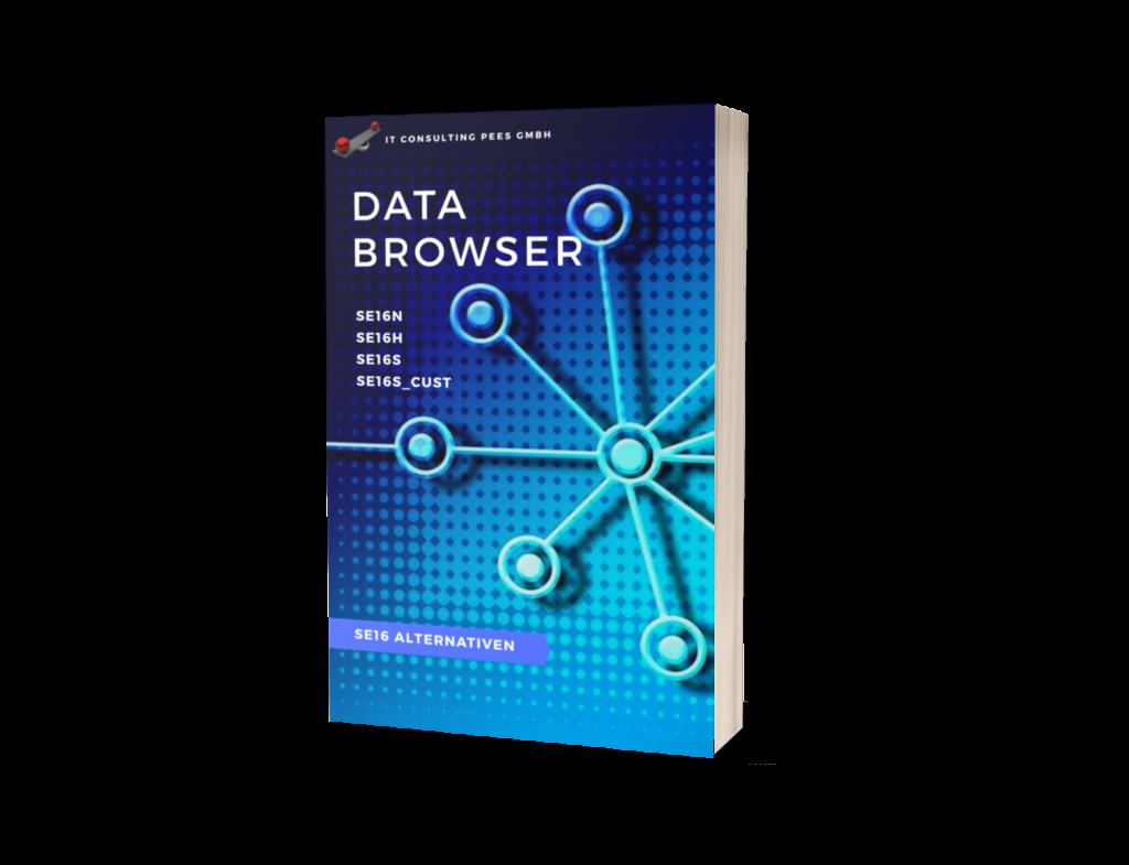 E-Book Data-Browser SE16